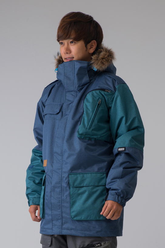 1415 540˚ Air Classic Jacket (Blue Patch)