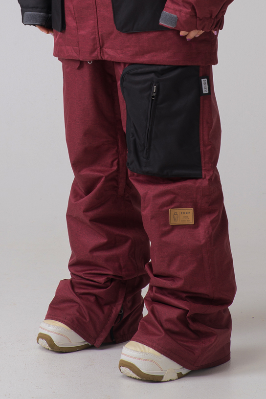 1415 540˚ Air Classic Pant (Red Patch)