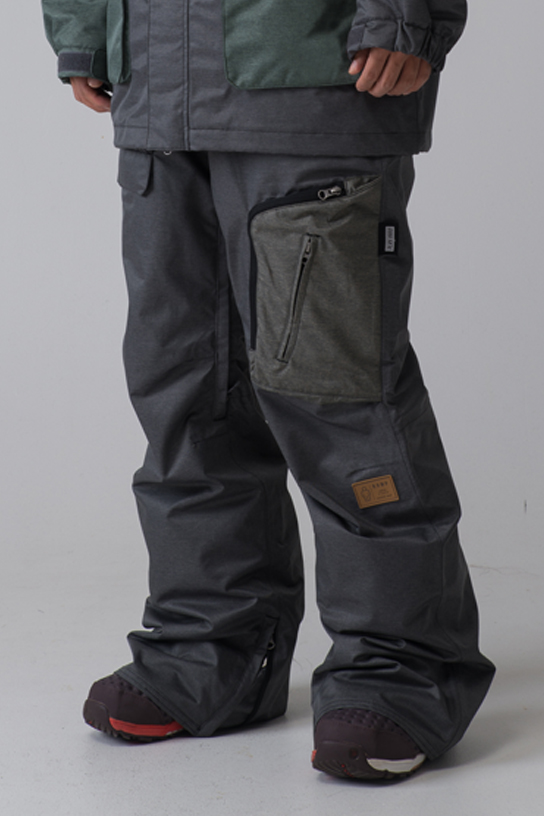 1415 540˚ Air Classic Pant (Gray Patch)