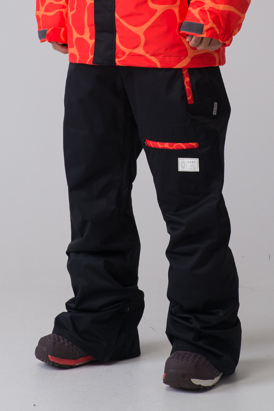 1415 540˚ Air Performance Pant (Black)