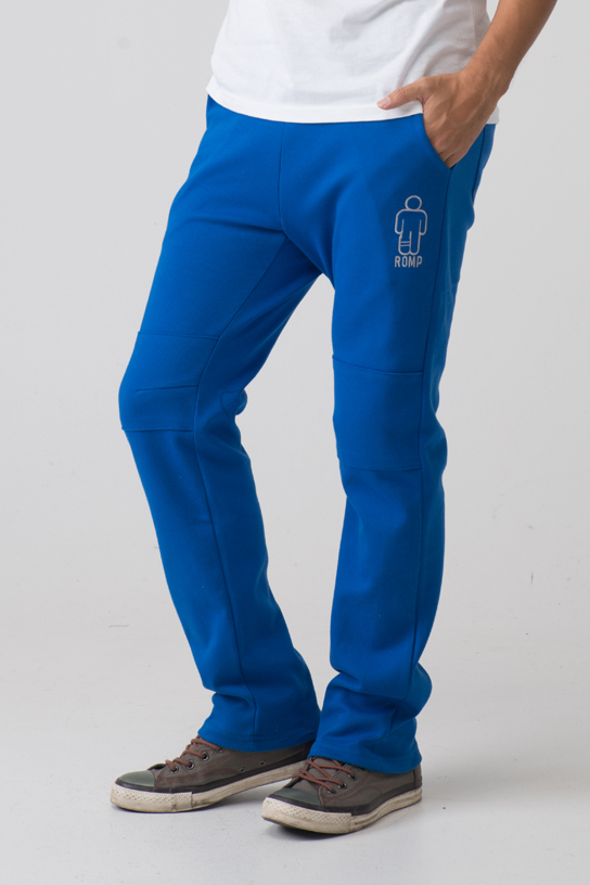 2015 Slim Training Pant (Blue)