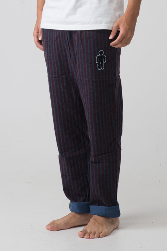 2015 Pajama Pant - Long  (Wine)