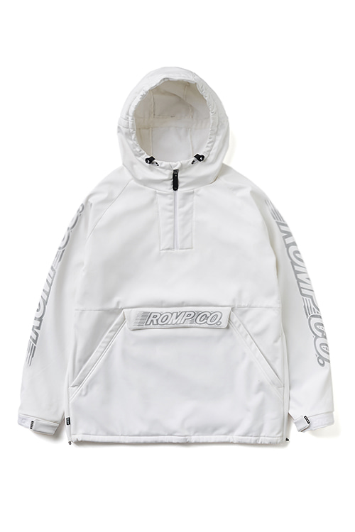 EI EASY JKT  Anorak White
