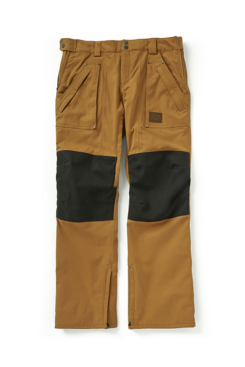 EI 540 Pant Standard Fit  Brown / Black