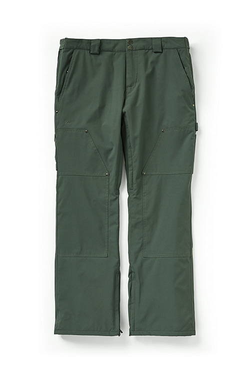 EI 900 PANT Straight Fit  Khaki Gray