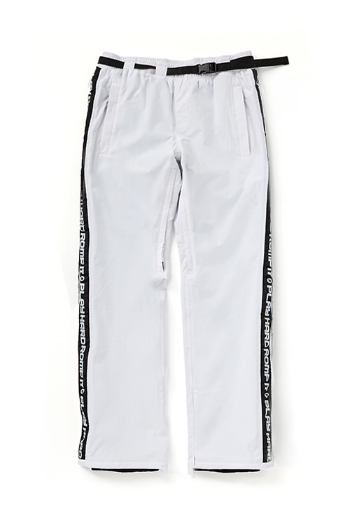 EI EASY PANT Standard Fit  White