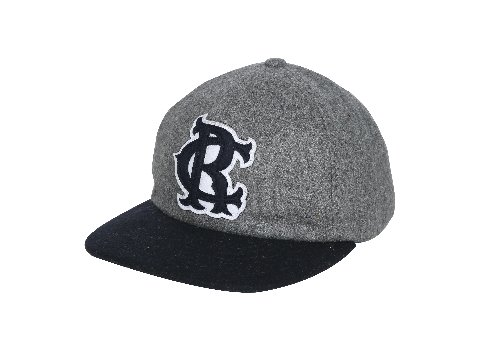 NI RC WOOL CAP(RC모자 GRAY)