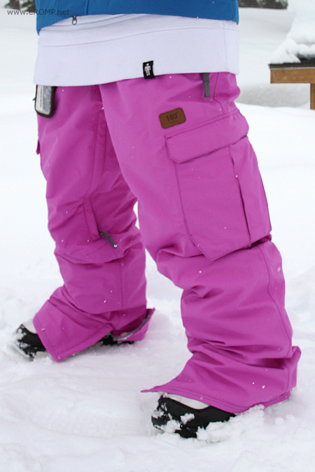 2012 180˚ Switch Pants - Violet