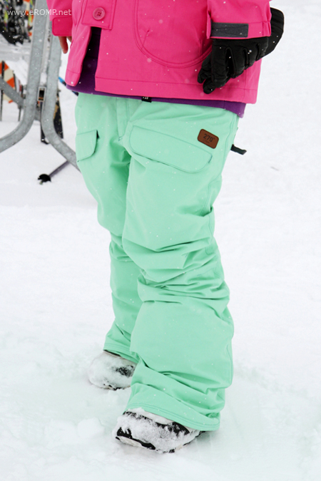 2012 270˚ Spin Pants - Mint