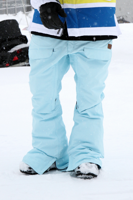 2012 270˚ Spin Pants - SkyBlue