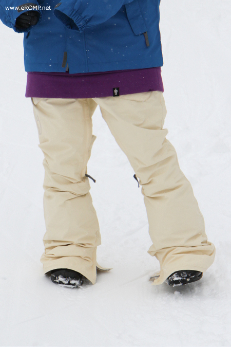 2012 270˚ Spin Pants - Beige