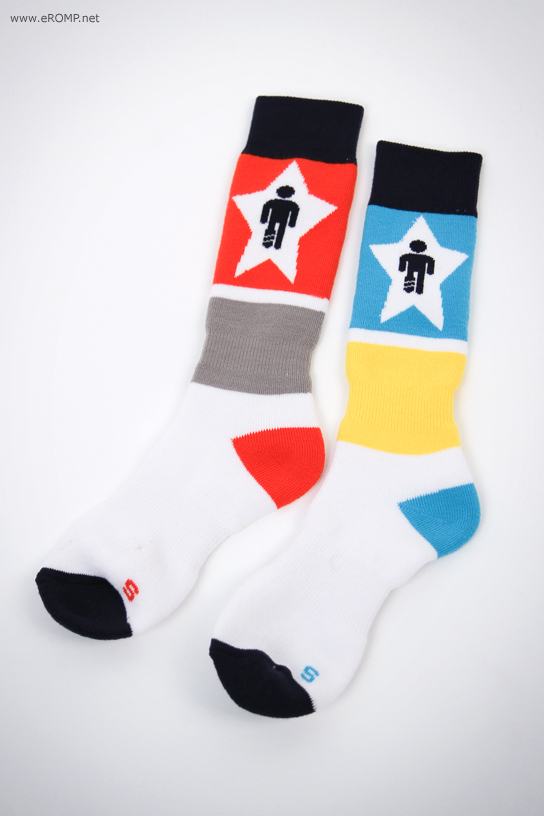 2013 Socks - Star (2 Colors)