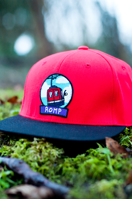 GONDOLA Snapback (3 Colors)