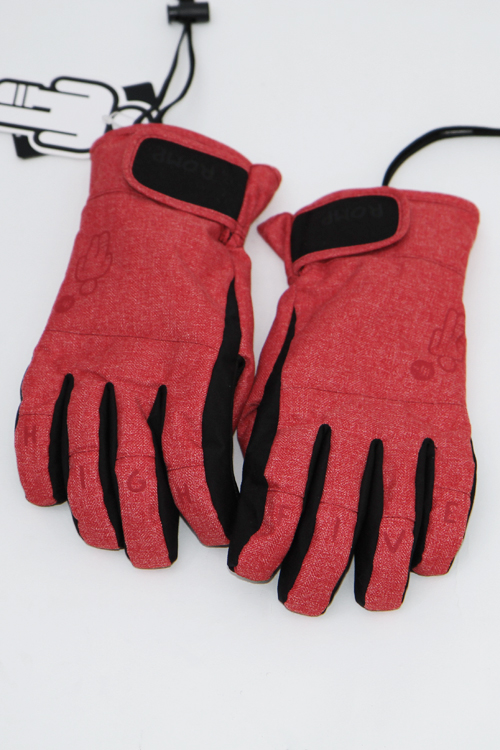 2014 Gloves - Red