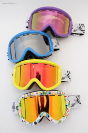 Bluebird Goggle (4 Colors)