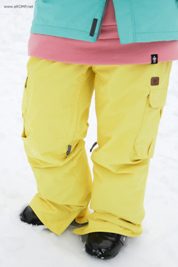 2012 180˚ Switch Pants - Yellow
