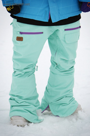 2013 270 ˚ Spin Pant - Emerald
