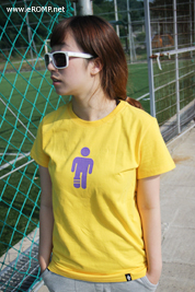 Short Sleeve Tee - Yellow
