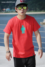 Short Sleeve Tee - Red