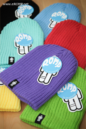 2013 Basic Beanie (7 Colors)