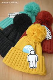 2013 Bell Beanie (4 Colors)